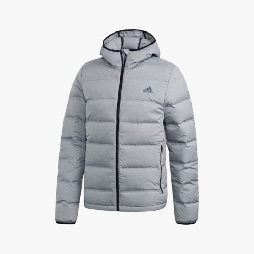 HELIONIC HOODED JACKET MELANGE [EVT14]