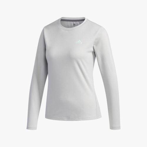 W D2M トレーニング 定番ロゴワンポイント長袖Tシャツ [FAO68]