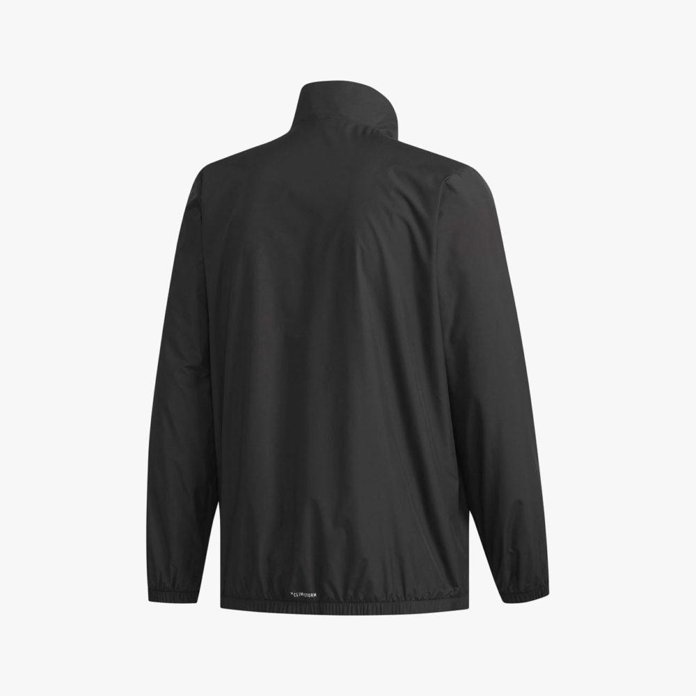 M ESSENTIALS ビッグリニアロゴウインドブレーカージャケット (裏起毛) [FAO93]