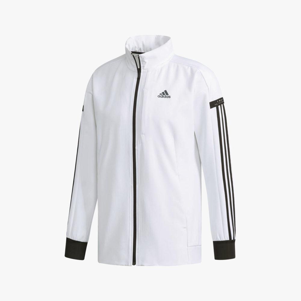 M adidas 24/7 ウォームアップフーディー メンズ [FKK27]