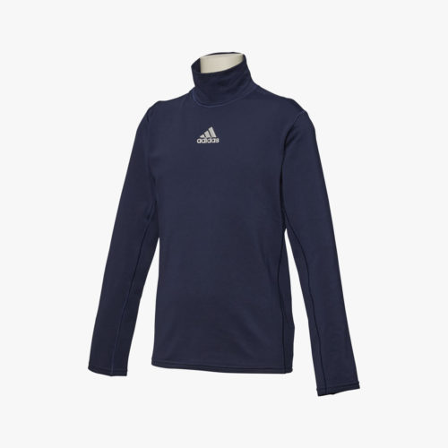 B TRN CLIMAWARM ハイネック長袖Tシャツ [FKM15]