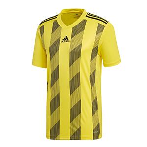 ADIDAS STRIPED19 トレーニングシャツ FRX86