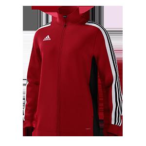 ADIDAS mi Team18トレーニングジャケット CE7447 Training Jacket