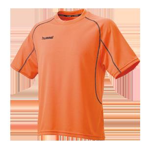 HUMMEL プレゲームシャツ HAG3013