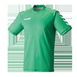 HUMMEL プレゲームシャツ HAG3015