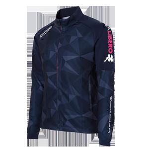 KAPPA トレーニングジャケット KF752KT21