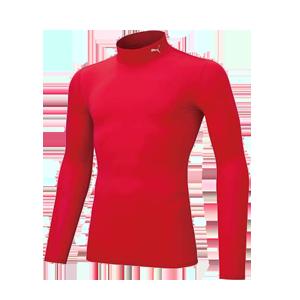 PUMA コンプレッション モックネックLSシャツ 656331