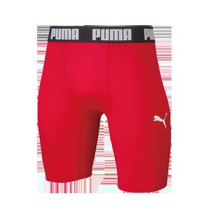 PUMA コンプレッション モックネックショートタイツ 656333