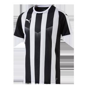 PUMA LIGAストライプゲームシャツ 703640