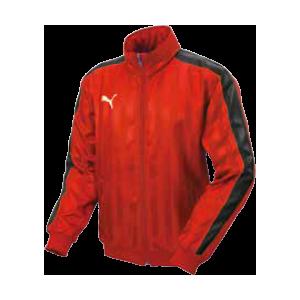 PUMA Line Model裏付ウィンドブレーカーシャツ/リブあり PR100S