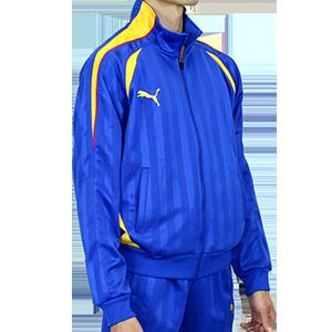 PUMA Piping Modelトレーニングジャケット/リブあり PR205S