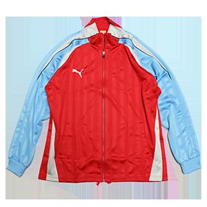 PUMA Piping Modelトレーニングジャケット PR207S