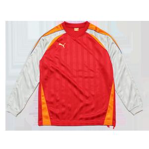 PUMA Piping Modelプルオーバートレーニングジャケット PR209S