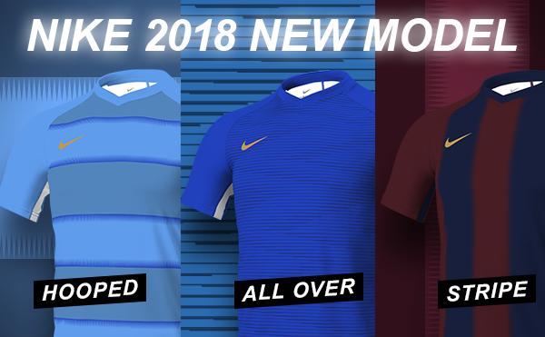 c9b1aec6279fe2 NIKE 2018 NEW MOEL ナイキのカスタムオーダーサッカーユニフォーム